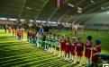 """Стадион """"Красная звезда"""", Омск, турнир """"Лига будущих чемпионов-2017"""""""