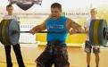 Битва Сибири 2017 в Омске - упражнение со штангой стоя