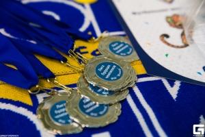 Футбольный детский праздник в Омске фш Юниор в Омске - Лига будущих чемпионов