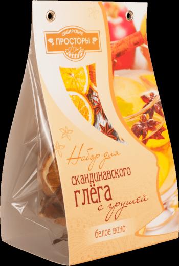 Глинтвейн с грушей или скандинавский глёг - горячий напиток, рецепт