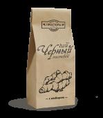 """Черный листовой чай с имбирем, 65 г, """"Сибирские просторы"""" , купить"""