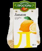 Купить цедру лимона молотую, порошок 40 г
